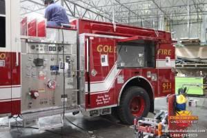 Golder Ranch Pierce Firetruck