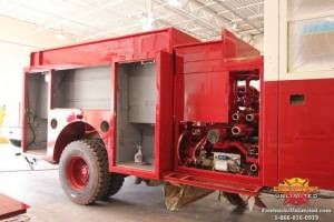 Golder Ranch Pierce Firetruck