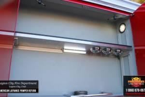 Layton Fire Department American LaFrance Pumper Refurbishment