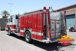 Layton Fire Department American La France Pumper Refurbishment
