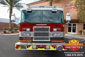 South Davis Metro Fire District Pierce Pumper Refurbishment