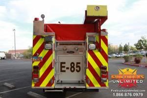 South Davis Metro Fire District Pierce Pumper Refurbishment