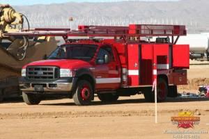 Mojave Spaceport F550