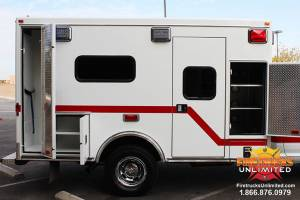 North Lyon F.P.D. Ambulance Remount