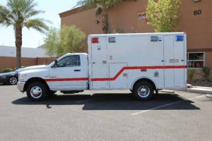 North Lyon County Fire Protection District Ambulance Remount