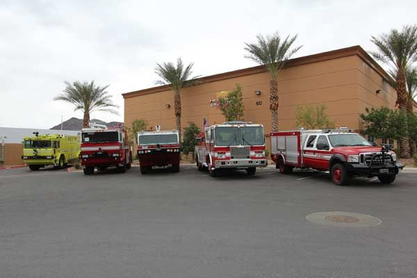 Firetrucks Unlimited Open House 2012