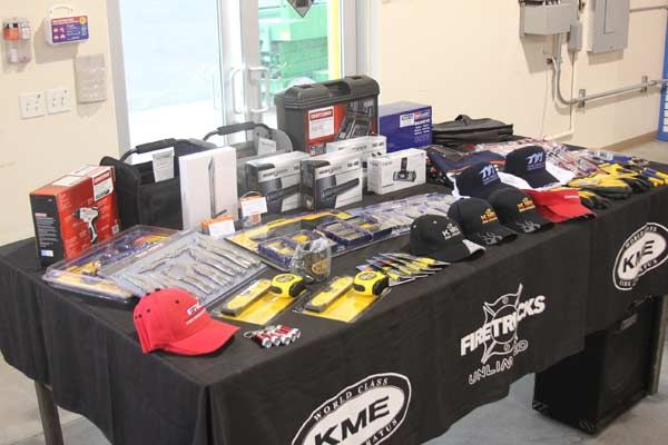 Firetrucks Unlimited Open House 2012
