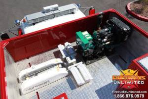 Pierce Haz Mat Vehicle Refurb