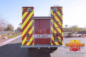 U.S. Navy - Pierce Dash HAZMAT/RESCUE conversion