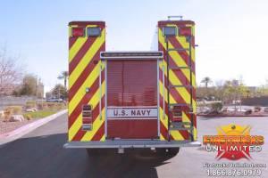 U.S. Navy - Pierce Dash HAZMAT/RESCUE conversion