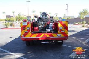 Pioche Fire Department - F550 Quick Attack