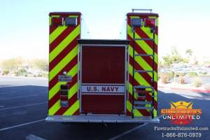 U.S. Navy Pumper to Rescue Conversion
