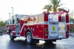 Roy City Fire & Rescue Pierce Pumper Refurbishment