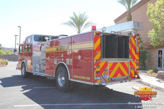 Ambulances For Sale >> Salt Lake City Seagrave Firetruck | Firetrucks Unlimited