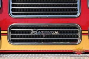 Salt Lake City Seagrave Firetruck