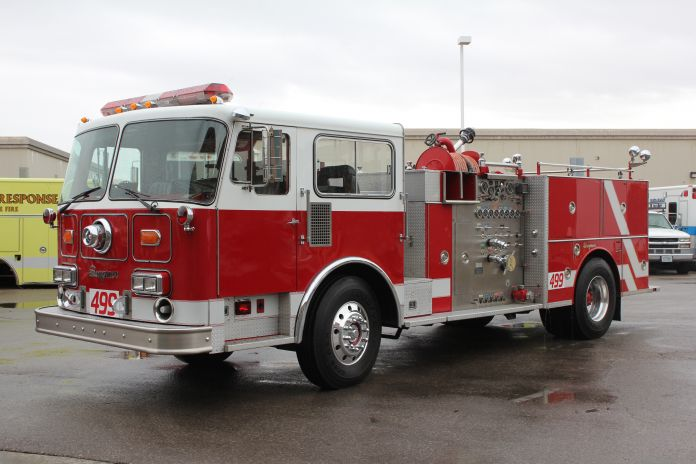 Seagrave Fire Apparatus >> 1989 Seagrave Pumper For Sale Firetrucks Unlimited