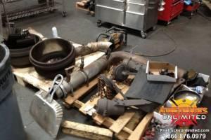 Sedona F.D. - 2001 KME Pumper Refurb