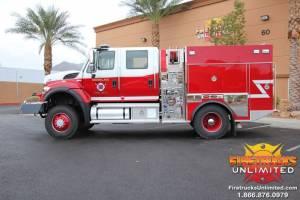 Snowflake Fire Department - KME Wildland Type 3 Interface