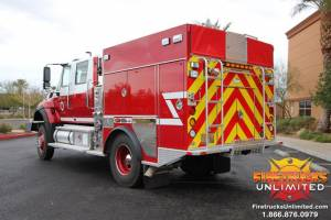 Snowflake Fire Department - KME Wildland Type 3 Interface