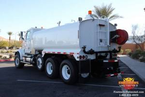 Southwest Gas Water Truck