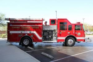 Tohono O'Odham Nation Pierce Pumper Refurbishment