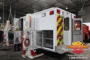 Tri Valley Ambulance Remount