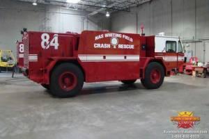 U.S. Navy - P 19 ARFF Truck