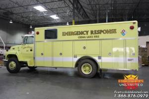 Pierce/Ford Hazmat Refurbishment