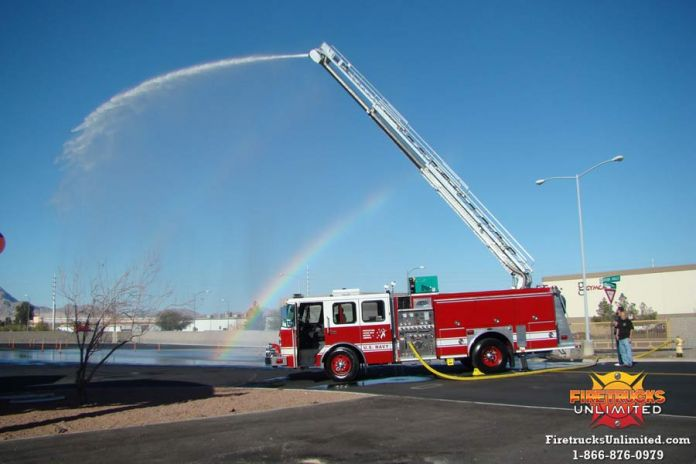 Ambulance For Sale >> U.S. Navy - Pierce Telesquirt Refurbishment - Firetrucks Unlimited