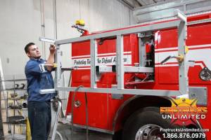 United States Marine Corps - 29 Palms: Pierce Pumper Refurb