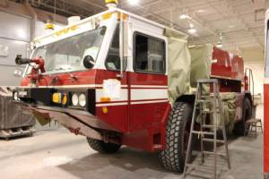 US Navy p19 Wildland Conversion with Ultra High Pressure