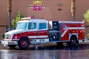 1999 American LaFrance Pumper For Sale