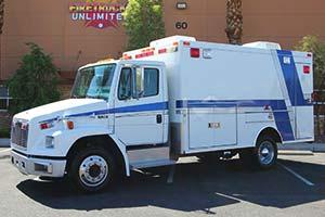 Community Ambulance - Ambulance Remount