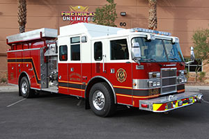 Metro Fire South Davis – Pierce Pumper Refurbishment