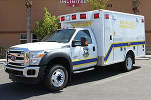 Tri Valley Fire Department Ambulance Remount
