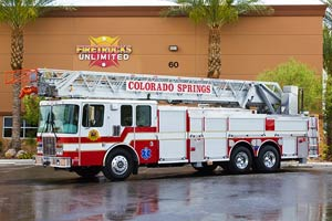 1209 Colorado Springs HME Aerial Refurbishment