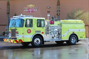 South Monterey FD 3D Pumper Refurbishment