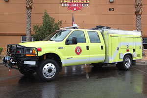 South Monterey County Fire Protection District Rescue Refurbishment