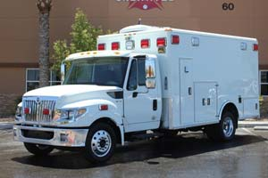 Iron County Sheriffs Department Ambulance Remount
