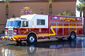 Little Rock FD Pierce HAZMAT Refurbishment