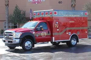 1273 Pleasant Grove Fire Department - Ambulance Remount