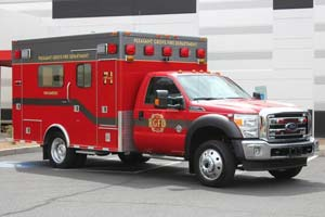 1274 Pleasant Grove Fire Department - Ambulance Remount