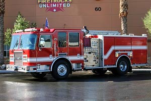 2007 KME Predator Pumper for Sale