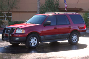 2006 Ford Expedition Command Vehicle For Sale