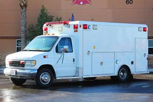 1994 Ford Type 3 Ambulance For Sale