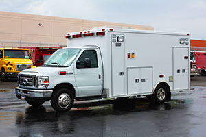 2015 E450 Ambulance For Sale