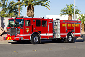 1327 Unified Fire Authority – 2006 Seagrave Pumper Refurbishment