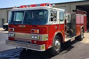 1991 Pierce Dash Pumper For Sale