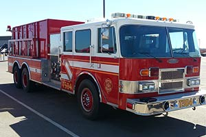1989 Pierce Arrow Pumper Tanker For Sale