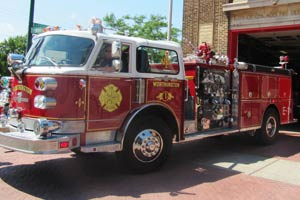 1977 American LaFrance Pumper For Sale